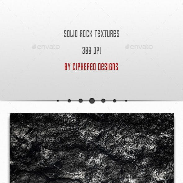 Solid Rock Textures