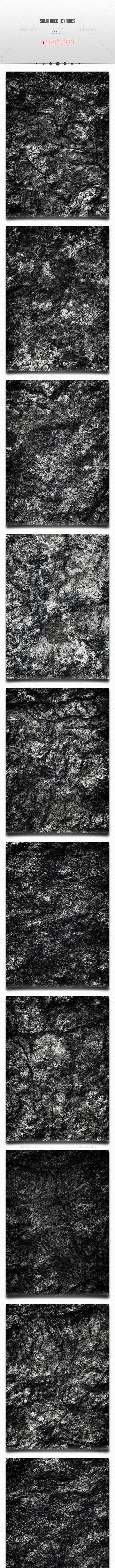 Solid Rock Textures - Stone Textures