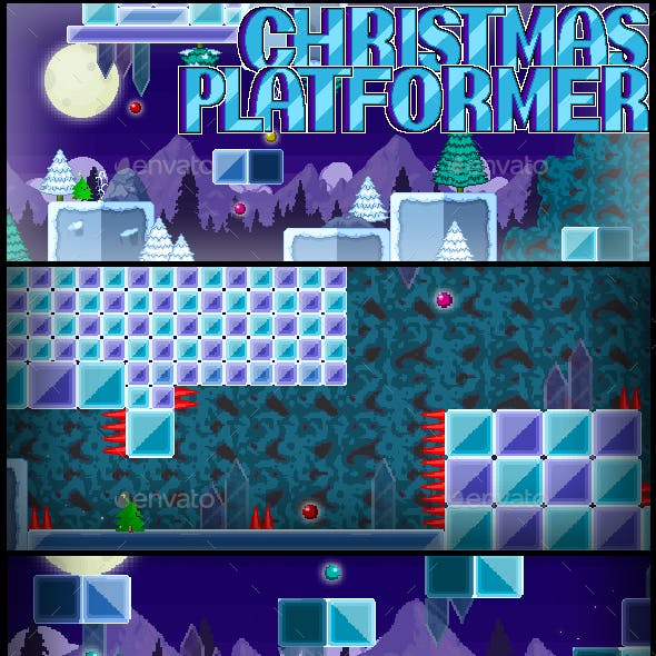 Christmas Platformer
