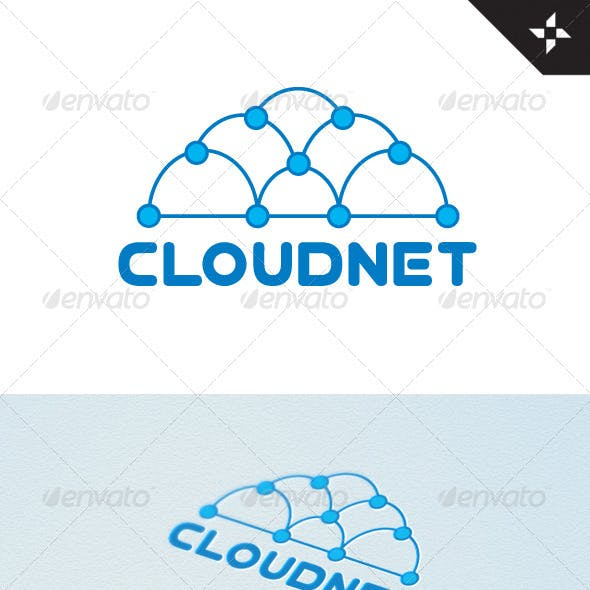 Cloud Net Logo