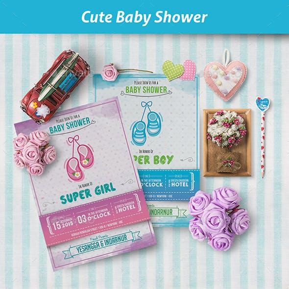Cute Baby Shower