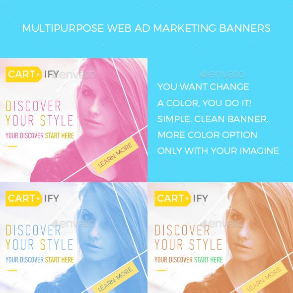 Discover Colors of Banner