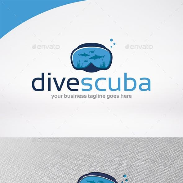 Scuba Logo Template