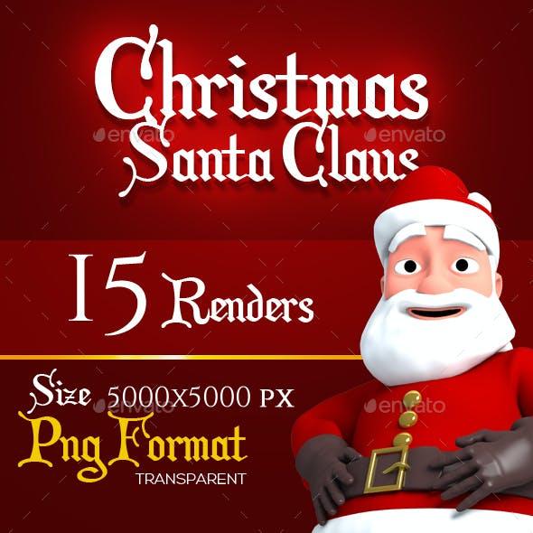 Christmas Character Renders