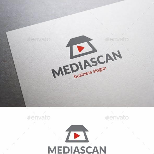 Media Scan Logo