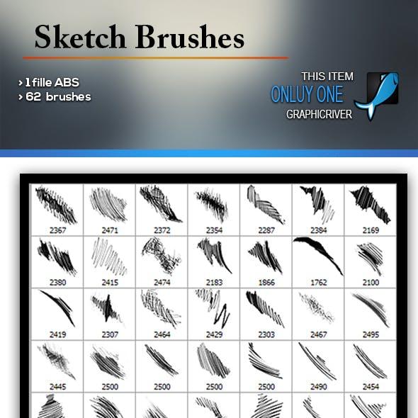 Sketch Brushes