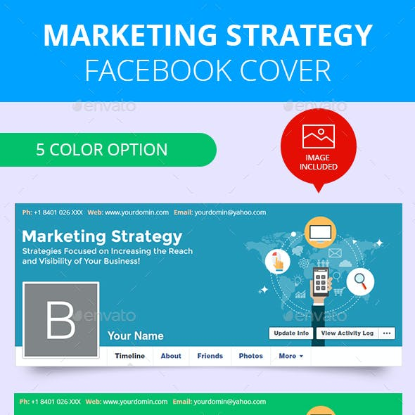 Marketing Strategy FB Covers