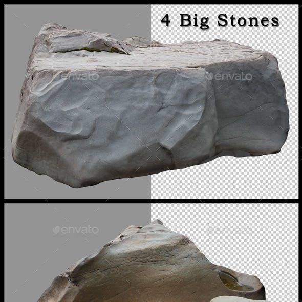 Stones ( Isolated)
