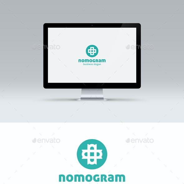 Nomogram N Symbol Logo