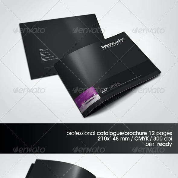 Professional A5 Catalogue