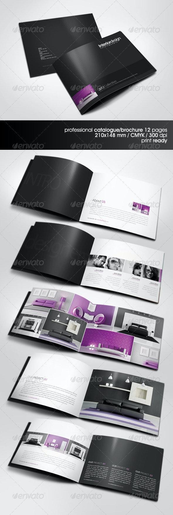 Professional A5 Catalogue  - Catalogs Brochures