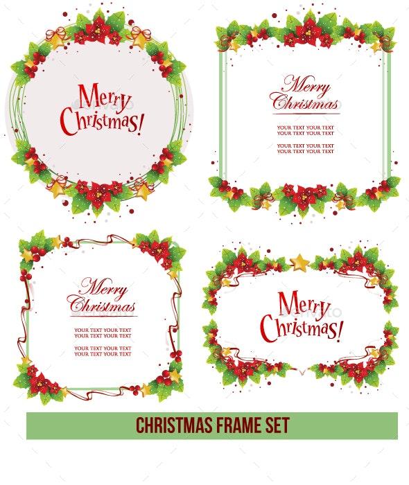Christmas Decorative - Christmas Seasons/Holidays