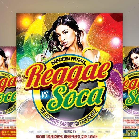 Reggae and Soca Vibes