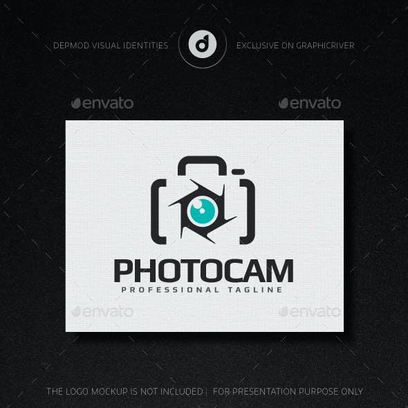 PhotoCam Logo