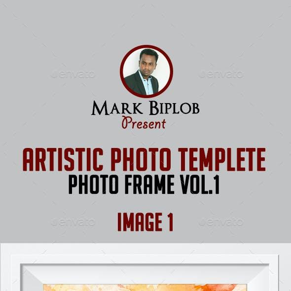 Artistic Photo Manipulation Template