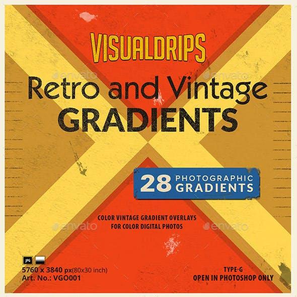 Vintage Gradients Vol.1
