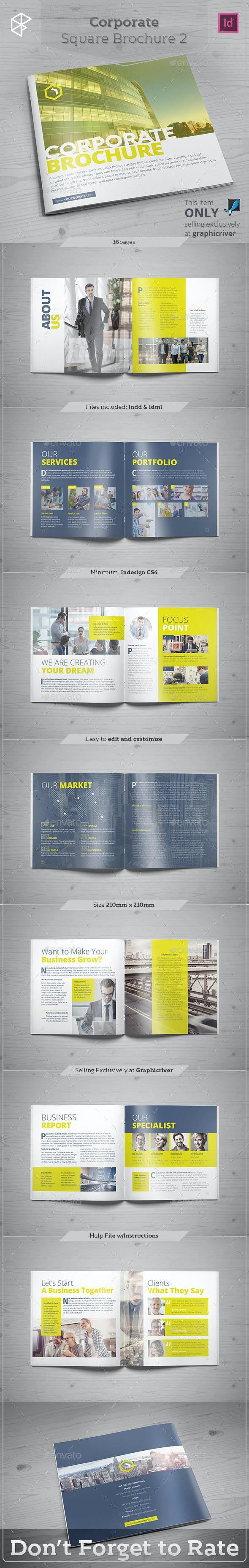 Corporate Square Brochure 2 - Corporate Brochures