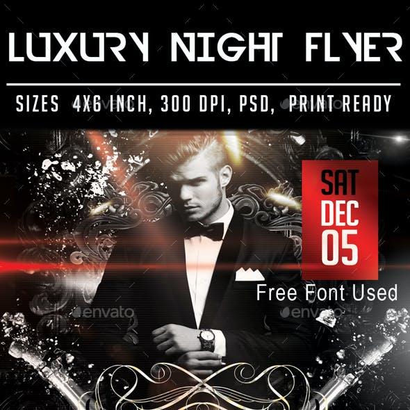 Luxury Night Flyer