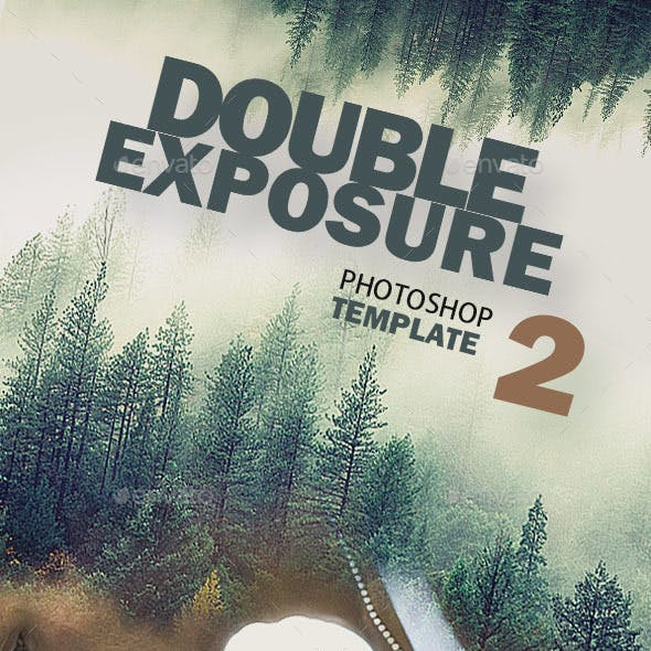 Double Exposure  Templates2