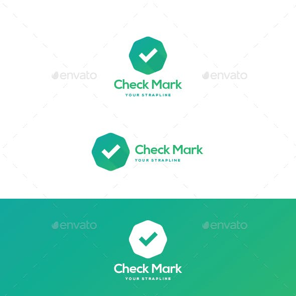 Check Mark Logo