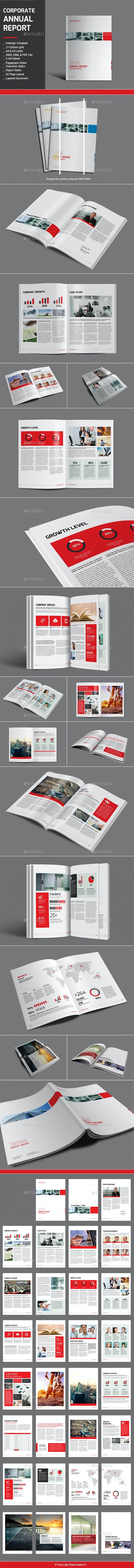 Corporate Annual Report - Informational Brochures