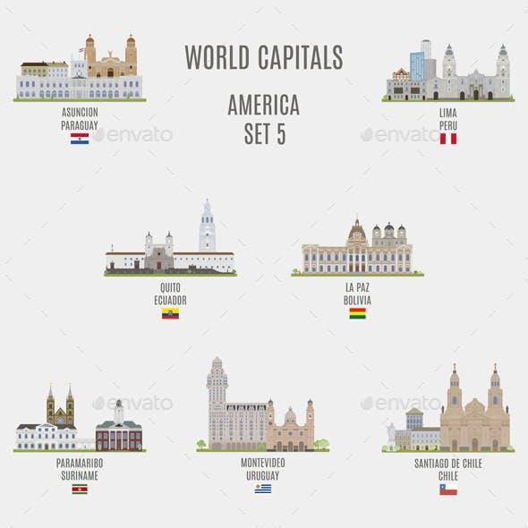 World Capitals.