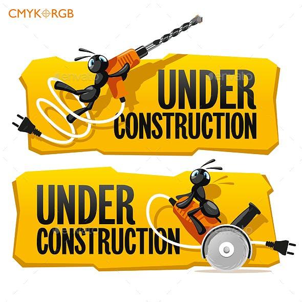 Ants Under Construction