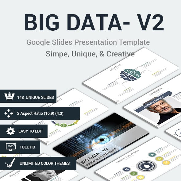 BIG DATA-V2 Google Slides Presentation Template