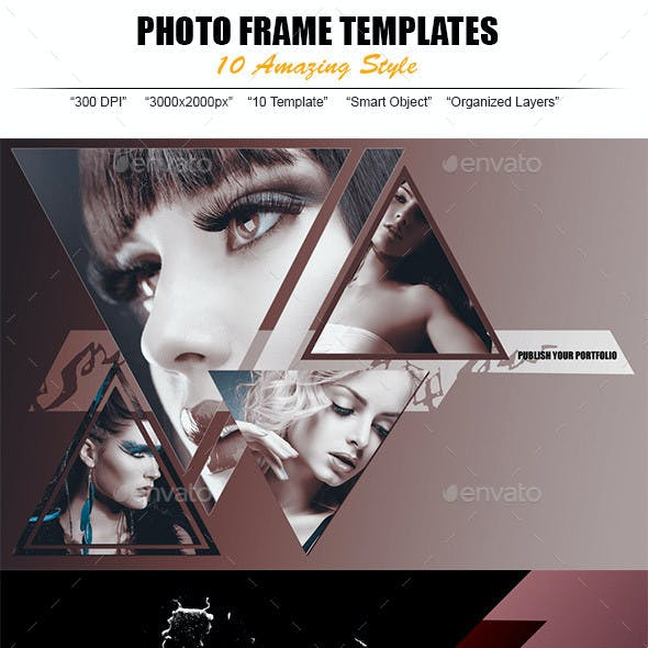 Web Photo Templates