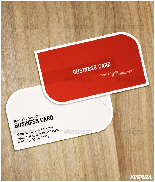 Clean Card - Creative Business Cards