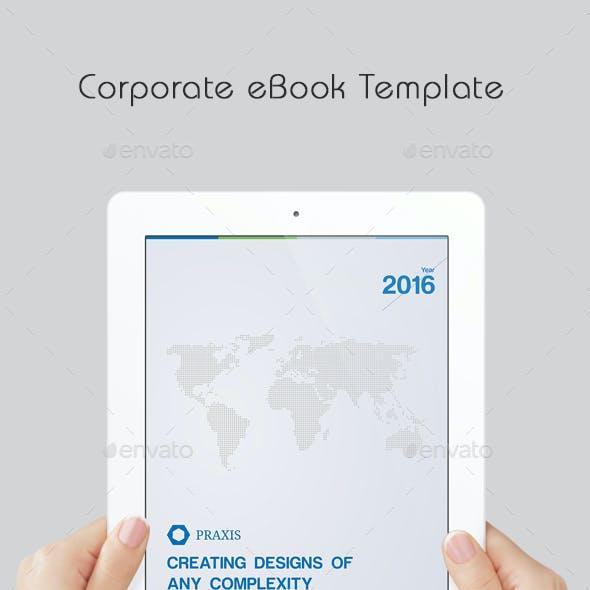 Corporate eBook Template