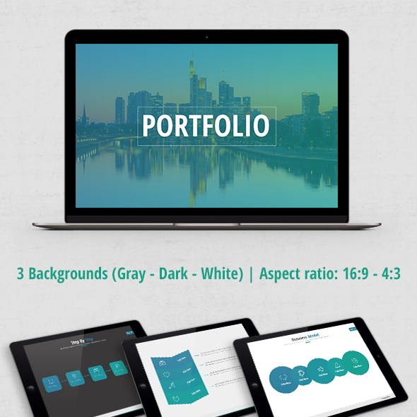 Business Portfolio PowerPoint Presentation