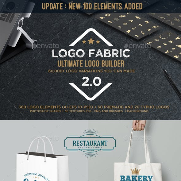 Logo Fabric Logo Builder 2.0