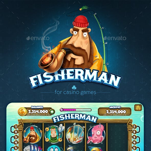 Fisherman Slot Game for Mobile Platforms