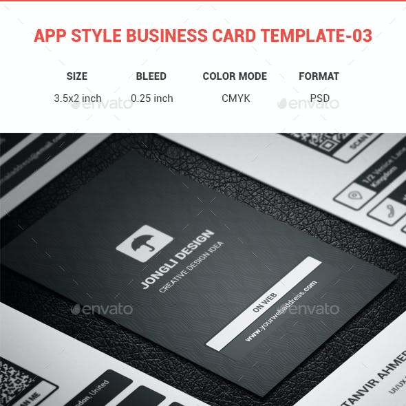 App Style Business Card Template-03