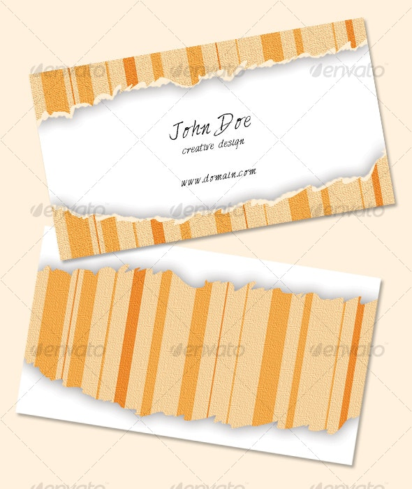 Creative Design - Creative Business Cards