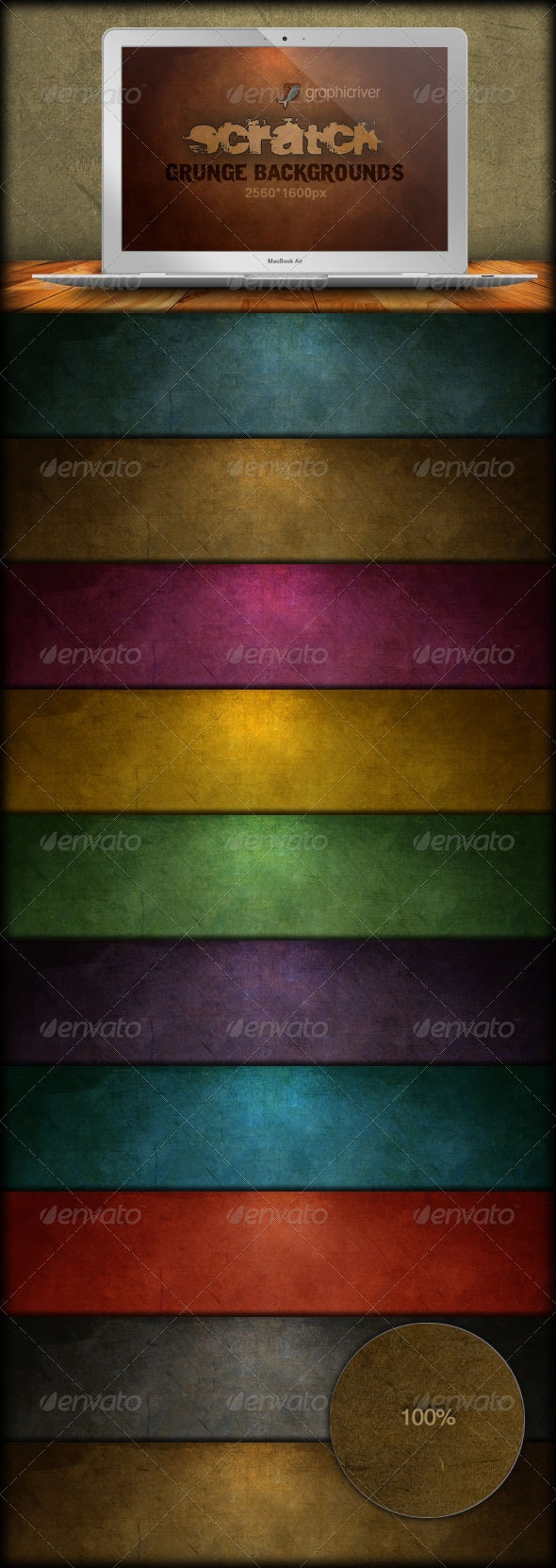 Scratch Grunge Backgrounds - Backgrounds Graphics