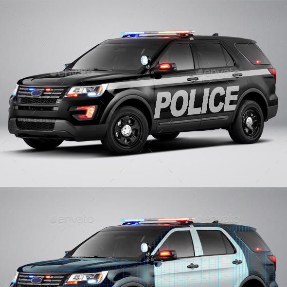 2016 Police Interceptor Utility