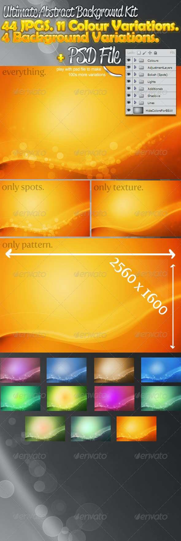 Abstract Vector Website and Desktop Background's  - Backgrounds Graphics