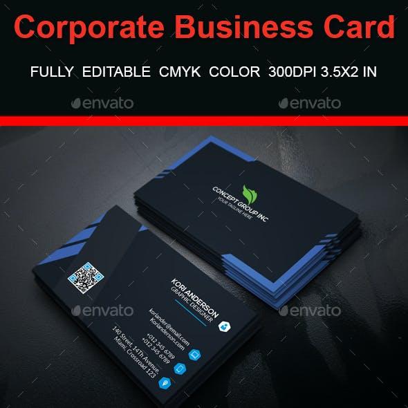 Corporate Business Card vol :16
