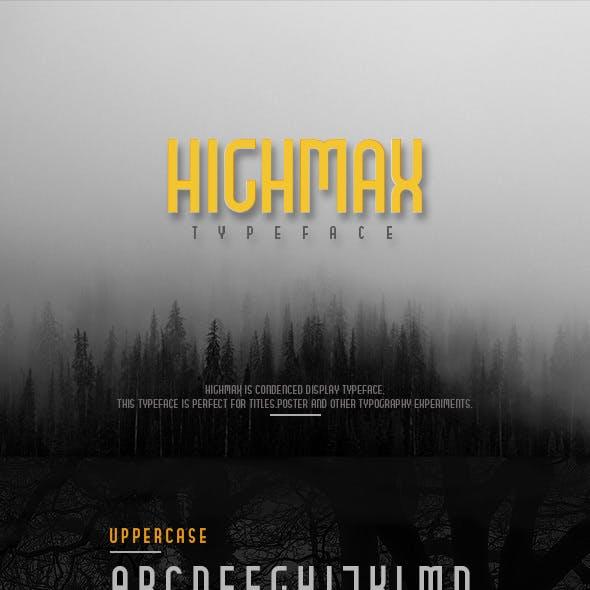 HIGHMAX Bold