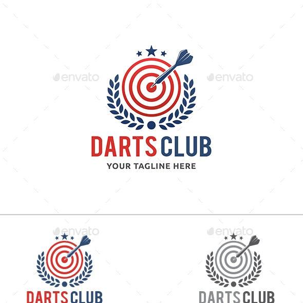 Darts Club Logo