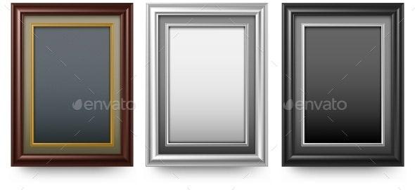 Three Frames - Miscellaneous Vectors