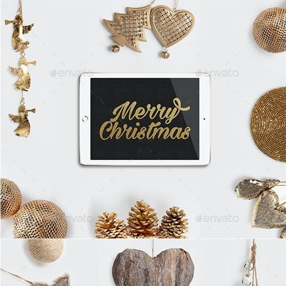 Christmas Photo Headers