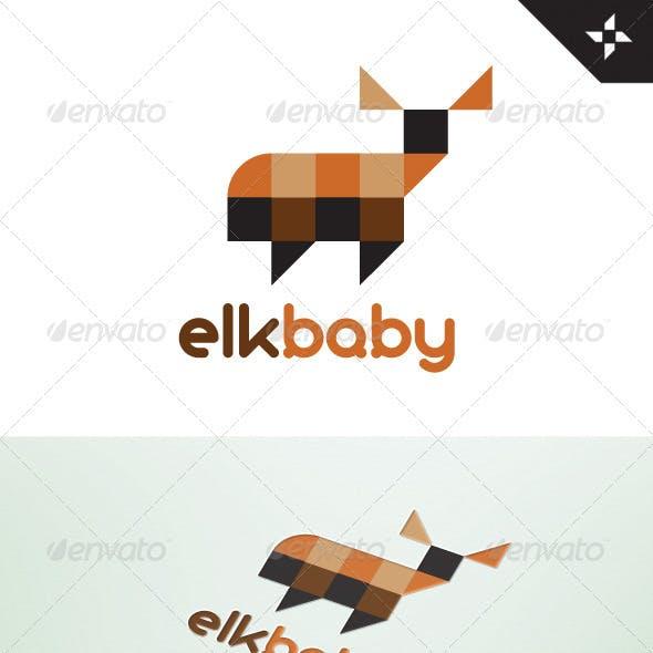 Elk Baby Logo