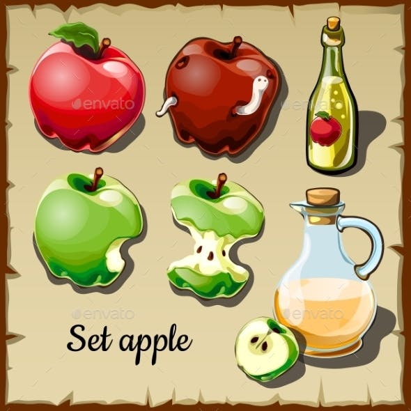 Apples and Drinks
