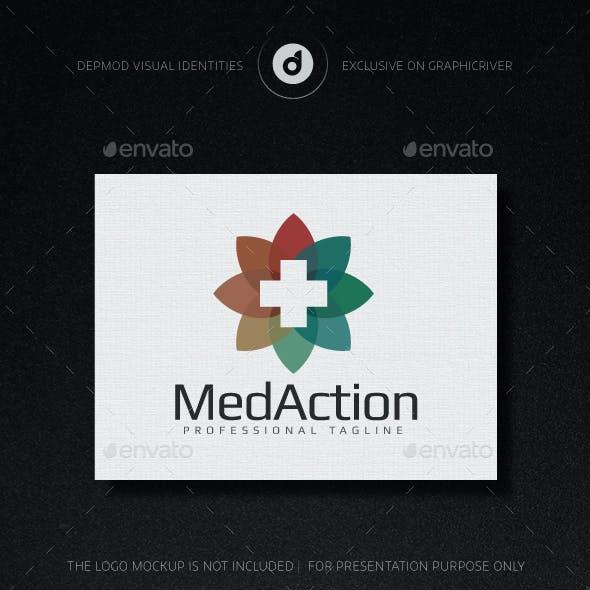 Med Action Logo
