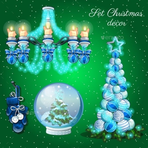 Interior Decoration In Christmas Time