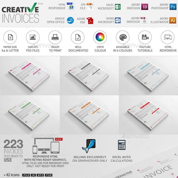 InDesign Graphics, Designs & Templates from GraphicRiver