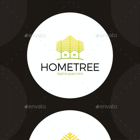 Tree Line Home Logo